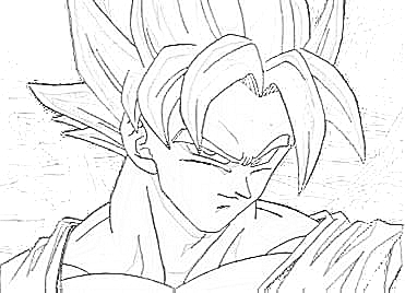 File:SSJ Goku Sketch (Best I Could Do).jpg