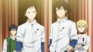 Bossun and Sasuke's Trick