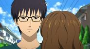 Kazuyoshi's Love Confession