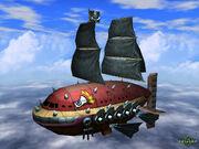 Gordos ship