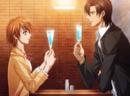 Ren and Kyoko Wine