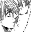 Kyoko just looks at ren