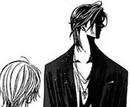 Ren pretends to look away