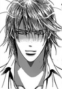 Kuon is scared