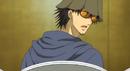 Kurosaki looks in shock