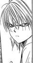 Kyoko glares at Sho
