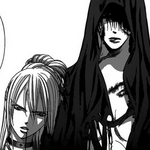 Setsuka being possesive of cain