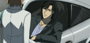 Ren says good luck to Kyoko