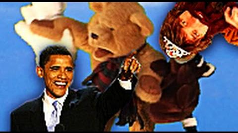 Barack and the Bear - WORST KIDS SHOW EVER!