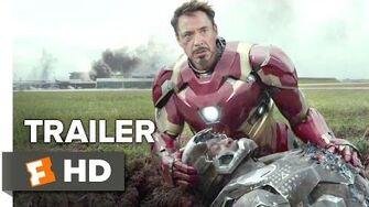 Captain America Civil War Official Trailer 1 (2016) - Chris Evans, Scarlett Johansson Movie HD