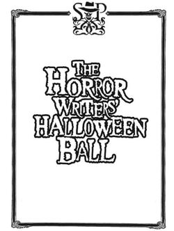 Horror Writers Cover