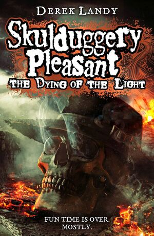 The Dying of the Light Cover