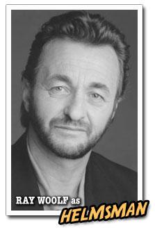 Ray Woolf as Helmsman