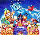 Skunk Meets Aladdin