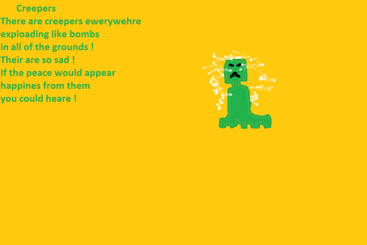 User blog:Penumbra minecraft/My poems : | Sky Does Minecraft Wiki ...