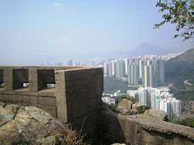 File:275px-Fortress on the Devil's Peak Hong Kong.jpg