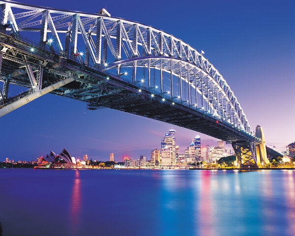 File:Sydney Harbour Bridge Sydney Australia.jpg