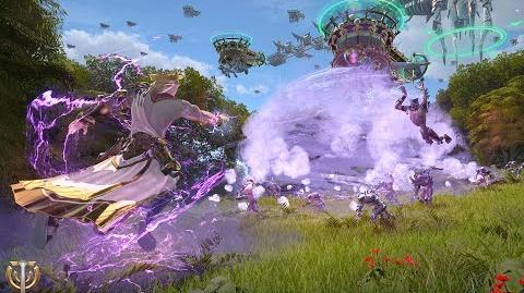 Skyforge - Invasions Trailer