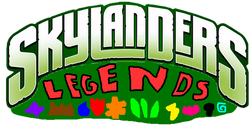 Skylanders Legends Logo
