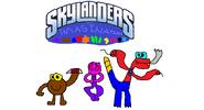 Skylanders Imagination Official Poster