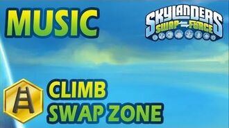 ♪♫ Climb SWAP Zone Skylanders SWAP Force Music