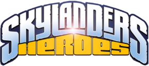 Skylanders Heroes Logo