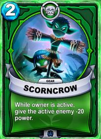 Scorncrow - Gearcard