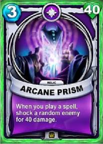 Arcane Prism - Reliccard