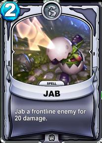 Jabcard