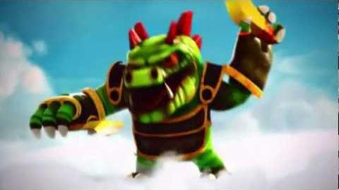 Skylanders Giants - Dino-Rang's Soul Gem Preview (Come 'Rang or Shine)