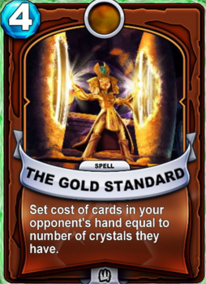 The Gold Standardcard