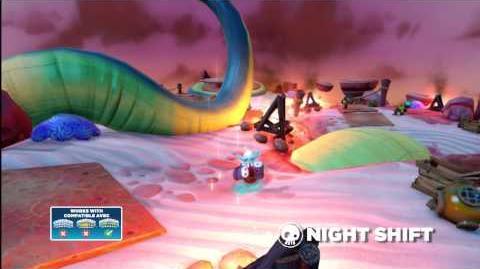 Meet the Skylanders Night Shift