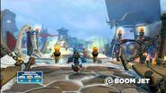 Skylanders Swap Force - Boom Jet Gameplay Vignette (Bombs Away)