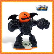 Pumpkin Eye Brawl Promo