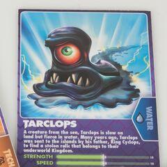 Tarjeta de Tarclops