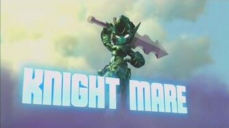Skylanders Trap Team - Knight Mare's Soul Gem Preview (Nowhere to Hide)