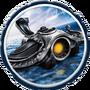 Dark Sea Shadow Icon