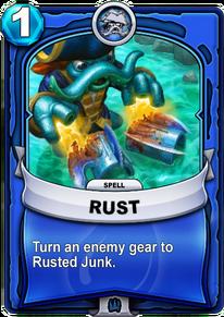 Rustcard