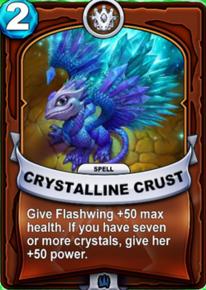 Crystalline Crustcard