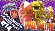Skylanders Power Play- Wildfire