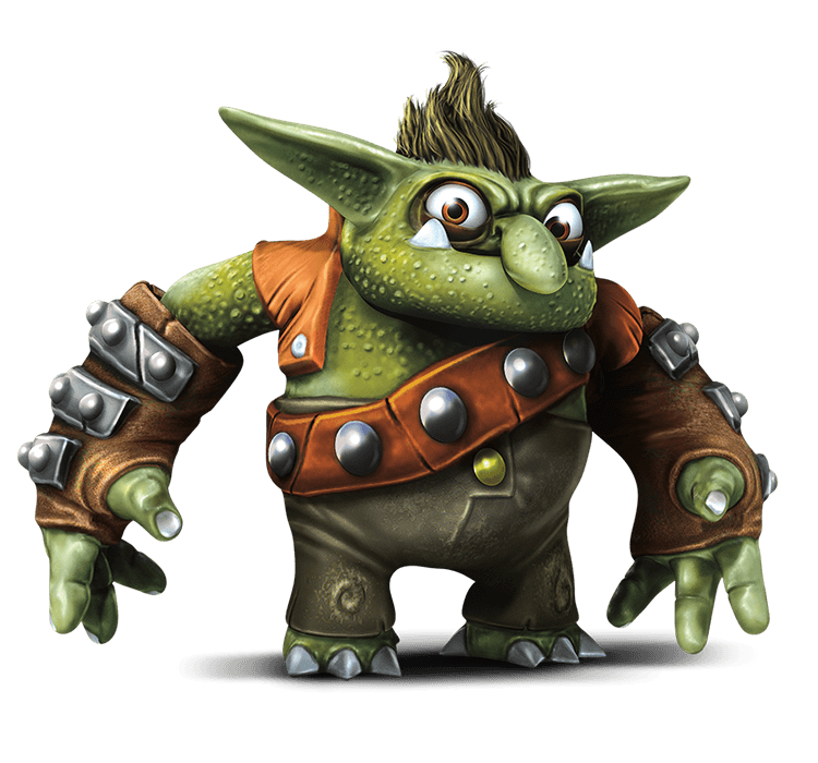 Lob Goblin Villain Skylanders Wiki Fandom Powered By