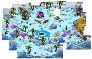 Universe Water Skyland