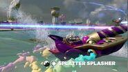 Splatter Splasher