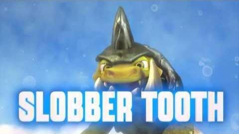 Skylanders Swap Force - Slobber Tooth Soul Gem Preview (Clobber and Slobber)