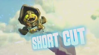 Skylanders Trap Team - Short Cut's Soul Gem Preview (Cut to the Chase)