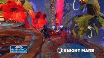 Meet the Skylanders Knight Mare