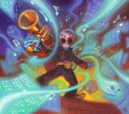 Sinister Symphony by Chris Seaman