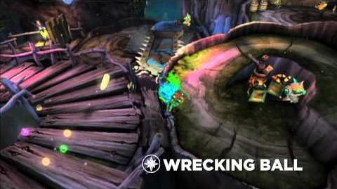 Meet the Skylanders Wrecking Ball (extended)