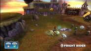 Skylanders Giants - Meet the Skylanders - Fright Rider (Fear the Spear)