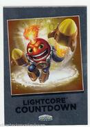 LightCore Countdown Card